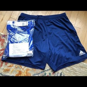 Men's Adidas shorts, 2 pair